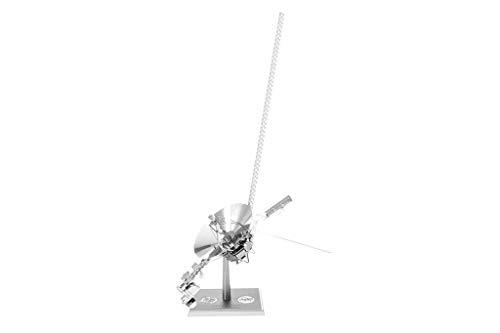 Metal Earth- Maqueta metálica Voyager Spacecraft (Fascinations MMS122)