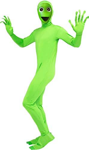 My Other Me Disfraz de Alien Bailarín para Adultos