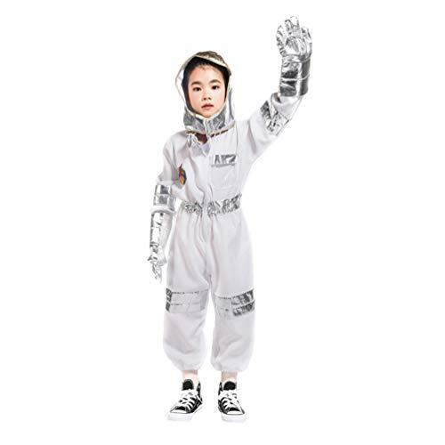KESYOO 1 Set Disfraz de Astronauta para Niños Disfraz de Astronauta Creativo...
