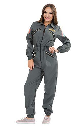 ORION COSTUMES Mujer disfraz de heroína de ciencia ficción Halloween...