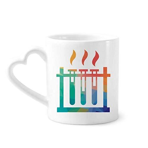 DIYthinker Tubo Diferentes temperaturas de Prueba química Taza de café de la...