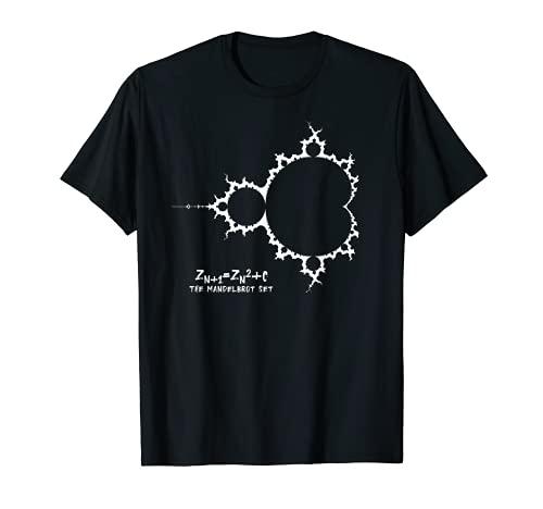Fractal El conjunto de Mandelbrot Fórmula matemática Camiseta
