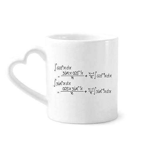 DIYthinker matemáticas Conocimiento tiende coseno fórmula Integral de café de...