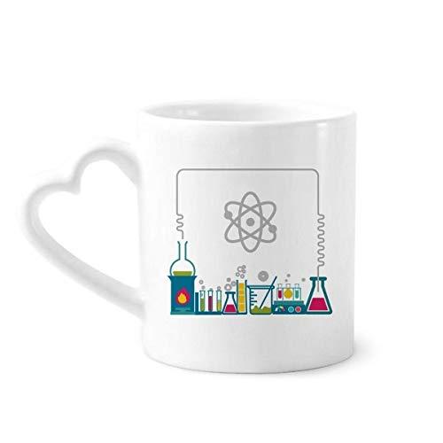 DIYthinker reacción química Recipiente de Herramientas química Taza de café...