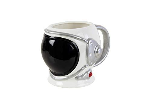 Fisura HM0902 Tazas Desayuno Originales Astronauta. para Desayuno y café. 520...