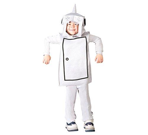 Disfraz de Robot (Talla 7-9 a?os)