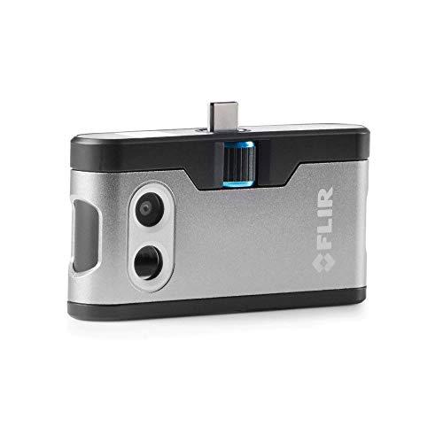 FLIR ONE Cámara Térmica para Android USB-C, Usuario Doméstico, Negro