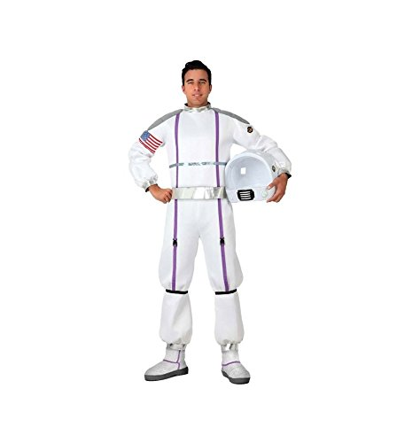 ATOSA disfraz astronauta hombre adulto M