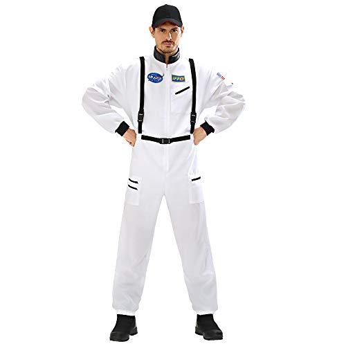 WIDMANN Disfraz de astronauta de color blanco, referencia 11043