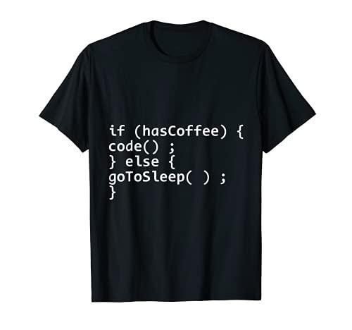 Informático Código Programación - Hacker Nerd Programador Camiseta