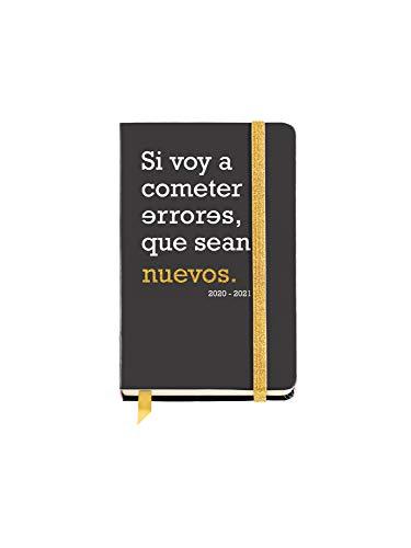 Miquel Rius - Agenda Escolar Errores Curso Lectivo 2020-2021, Español, Semana...