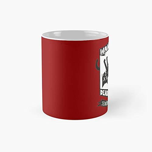 Taza clásica de gato de Schrodinger's | El mejor regalo divertidas tazas de...