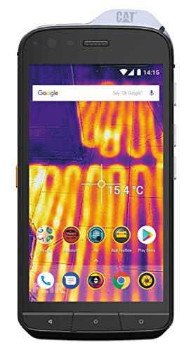 CAT PHONES S61 5.2' SIM Doble 4G 4GB 64GB 4500mAh Negro - Smartphone (13,2 cm...