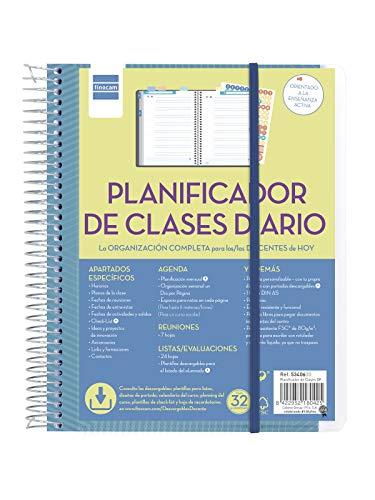 Planificador diario con cubierta personalizable