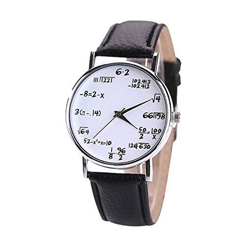 Reloj matemático para Científicos