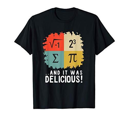 Matemáticas Ecuación de álgebra divertida Me encantan las Camiseta