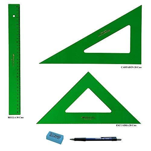 Pack de Faber Castell para Dibujo Técnico