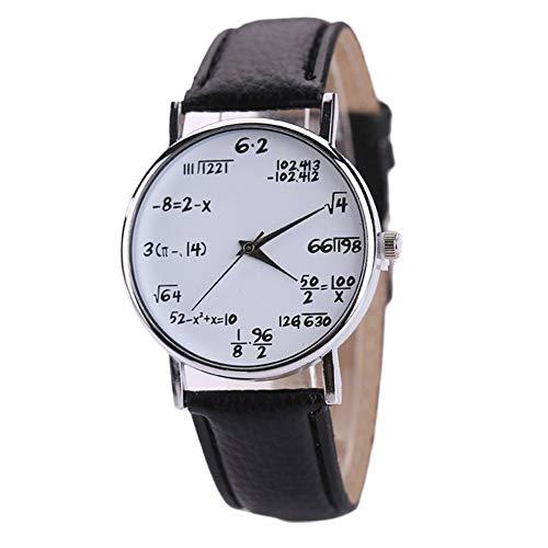 Matemáticas de Reloj Estudiantes Reloj de Pulsera Student Boys Girls Watch con...