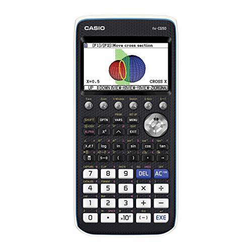 Casio FX-CG50 - Calculadora Gráfica, Pantalla a Color Alta Resolución, Color...