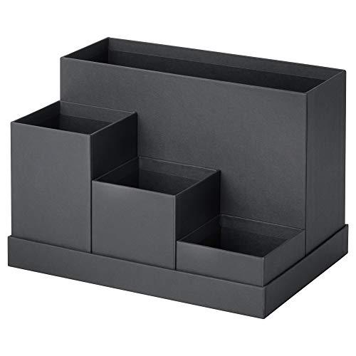 Ikea Tjena 803.954.89 - Organizador de escritorio (tamaño 7 x 6 x 6 cm), color...