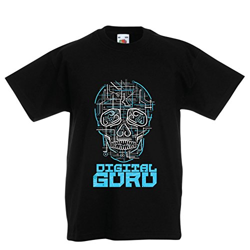 lepni.me Camiseta para Niño/Niña El gurú Digital - Ideas de Regalos de...