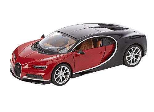 Maisto M39514 Kit de Modelo a Escala 1:24 para Construir el Bugatti Chiron