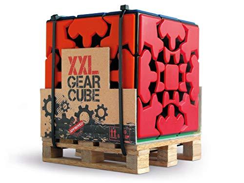 Meffert's- Puzle de Cubo de Engranajes, Multicolor, 2 x-Grande (Recent Toys UK...