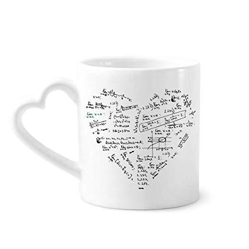 DIYthinker fórmulas de cálculo matemático límites Pintado Taza de café de...