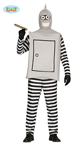 Guirca 84418 - Robot Trajes disfrazar Adulto Talla Unica