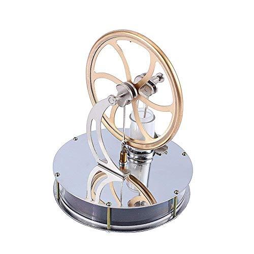 Nuevo Motor Stirling de Baja Temperatura, Stirling Motor Modelo de Calefacción,...