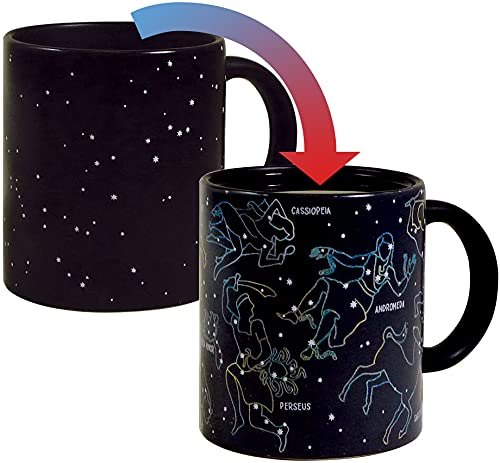 Unemployed Philosophers Guild - Taza de cerámica, sin bisfenol A (BPA), con...