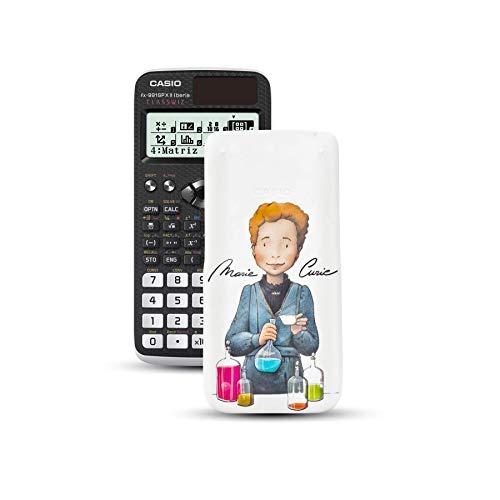 Casio FX-991SPXII Iberia - Calculadora científica con ilustración de Marie...