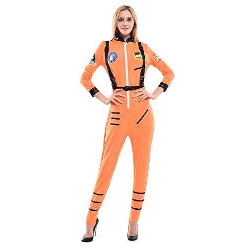 EraSpooky Disfraz de Astronauta Traje de Fiesta de Halloween Divertido para...