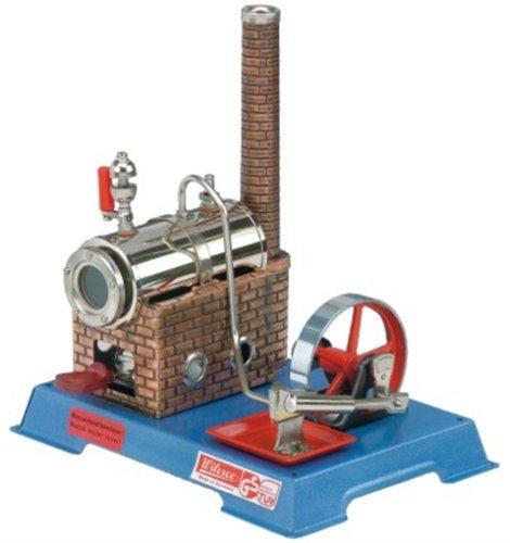 Wilesco Máquina de vapor D6 regalo ingeniero mecanico