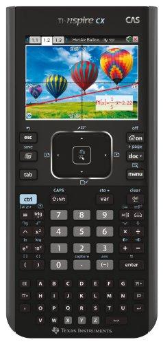 """Texas Instruments TI Nspire CX CAS - Calculadora gráfica (pantalla de 3.2"""",..."""
