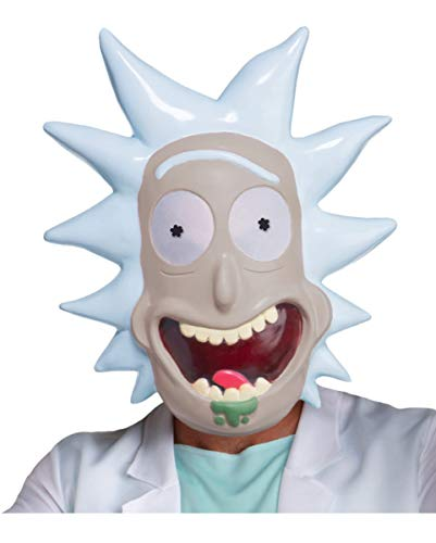 Horror-Shop Rick Y Morty Mask Rick