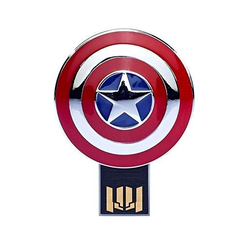 Memorias USB Pen-Drive Memoria Flash Drive Pulgar Unidad Avengers Series Super...
