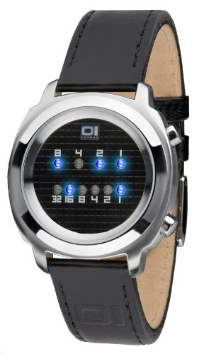 The One Reloj Binario Zerone ZE102B1