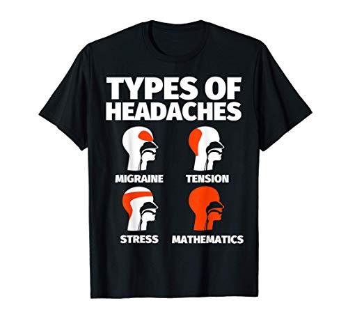 Matemáticas Humor Matemáticas Matemático Regalos divertidos Camiseta