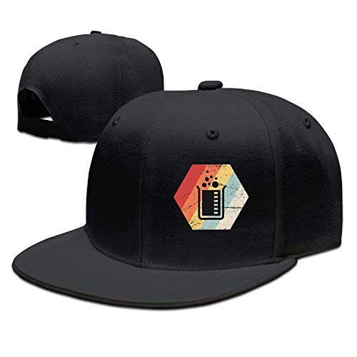 bowlife Adults Science Chemistry Funny Snapback Fitted Flat Bill Hats