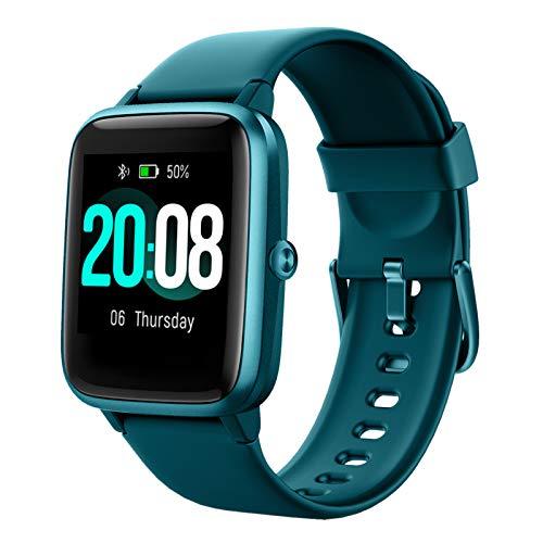 LIFEBEE Smartwatch, Reloj Inteligente Impermeable IP68 para Hombre Mujer niños,...