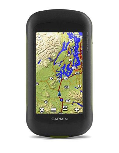 Garmin Montana 610 - GPS portátil de múltiples actividades (Pantalla táctil...