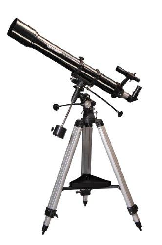 Sky-Watcher Evostar-90 - Telescopio (90 mm, f/900), Plateado