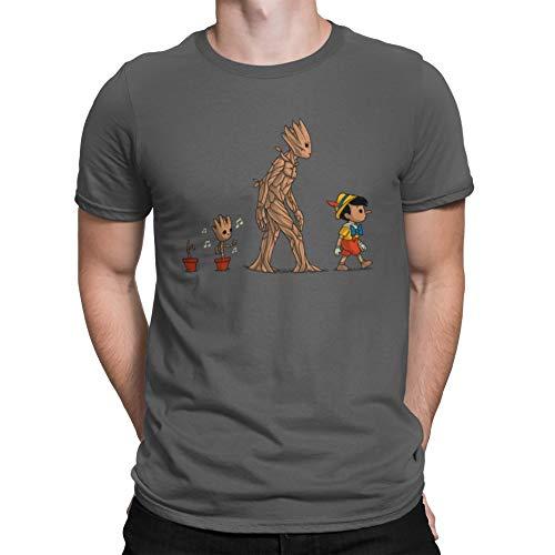 Camisetas La Colmena, 1250-Camiseta Galactic Evolution (Naolito)