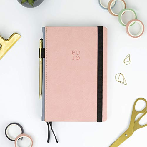 Bullet journal para Agenda