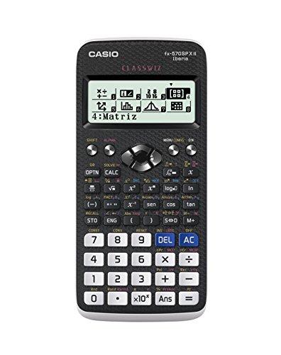 Casio FX-570SPXII- Calculadora científica, Recomendada para el curriculum...
