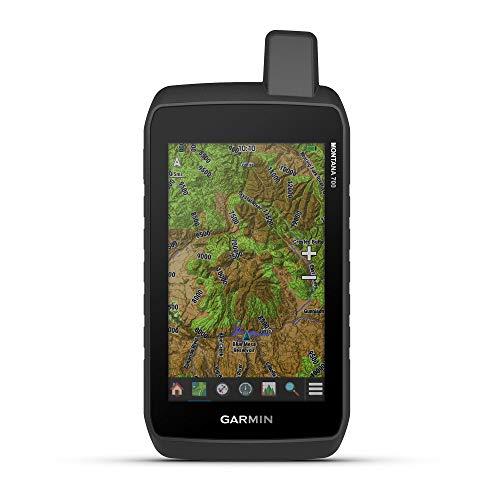 Garmin Montana 700, resistente GPS de mano, mapeo de ruta para carreteras y...