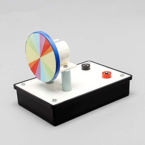 LSB-prismas, 1pc Micro Newton Siete Colores Discos Siete Colores Light Board...