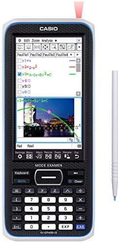CASIO FX-CP400 Calculadora gráfica