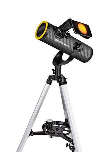 Telescopio Bresser Solarix 76/350 con Filtro solar
